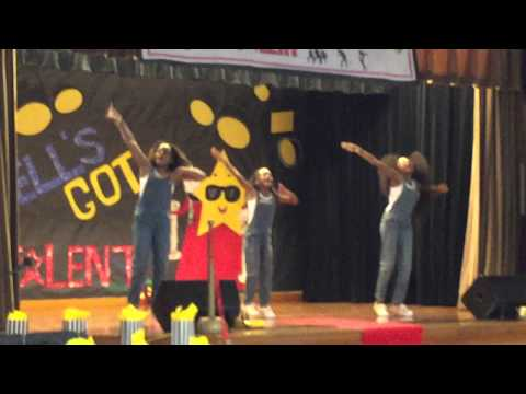 Kate Bell Elementary Bell's Got Talent Season 3 Winners