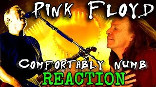 Vocal Coach Reacts To Pink Floyd - Comfortably Numb - Live - Ken Tamplin