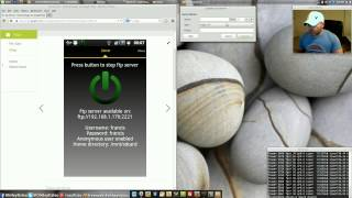 Transfer Files From Your Linux Mint Desktop to Your Android Device