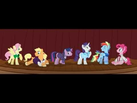 My Little Pony: Friendship is Magic - All Songs from Season 1, 2 and 3 (colt version)