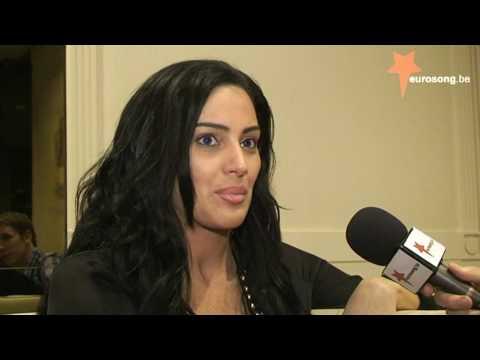 Interview Eva Rivas (Eurovision Armenia) (2-2).mpg