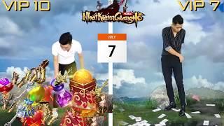 Nhất Kiếm Giang Hồ Mobile - Game Võ Lâm Chính Tông Thống lĩnh BXH G...