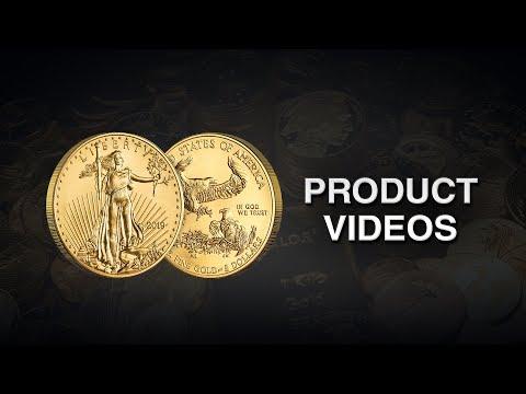 The American Eagle Gold 1 oz. Coin