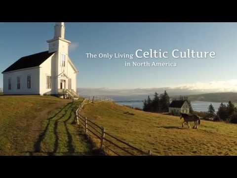 The Gaelic is Strong - Culture in the Celtic Heart of North America