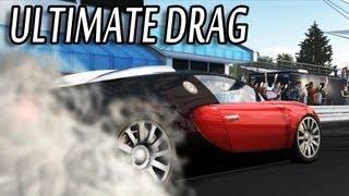 NFS Pro Street - Bugatti Veyron vs Koenigsegg CCX [LAN]