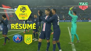 Paris Saint-Germain - FC Nantes ( 2-0 ) - Résumé - (PARIS - FCN) / 2019-20