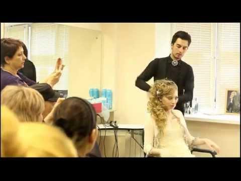 Мастер-класс: Прическа из ОБЪЕМНЫХ ЛОКОНОВ. Вечерняя прическа на длинные волосы | YourBestBlog