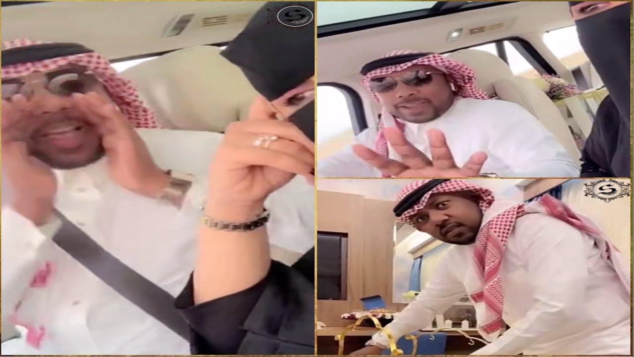 احلى ذبات من نادر لسعاد بنت جابر 4