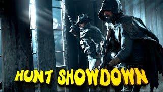 ГОЛОДНЫЕ ИГРЫ С ЗОМБИ! - НАЧИНАЮ ИГРАТЬ В Hunt: Showdown