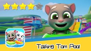 Talking Tom Pool Level 273-275 Walkthrough Let's help them! Recommend index four stars