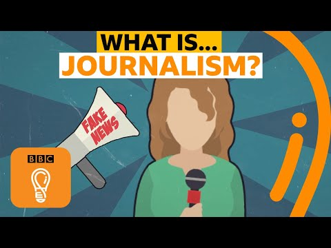 Journalism: Why 'fake News' Is Actually Good News | BBC Ideas