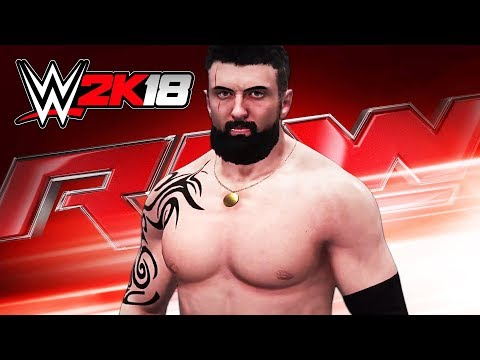 WWE RAW LIVE!! (WWE 2K18 My Career Mode, Episode 3)