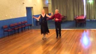 Sierra Samba Sequence Dance