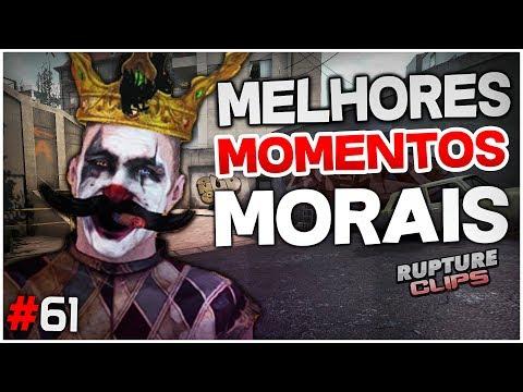 #61 MORAIS: TWITCH MELHORES MOMENTOS