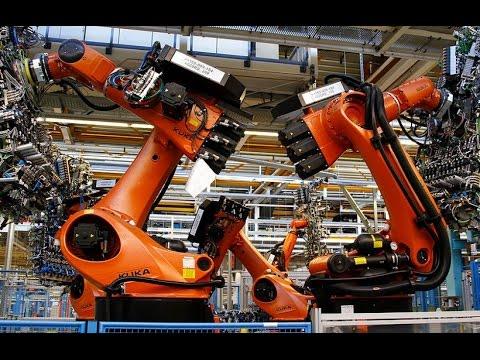 Schichtwechsel - Die Roboter übernehmen Technik Doku 2017 | HD