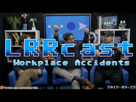 LRRcast - Workplace Accidents