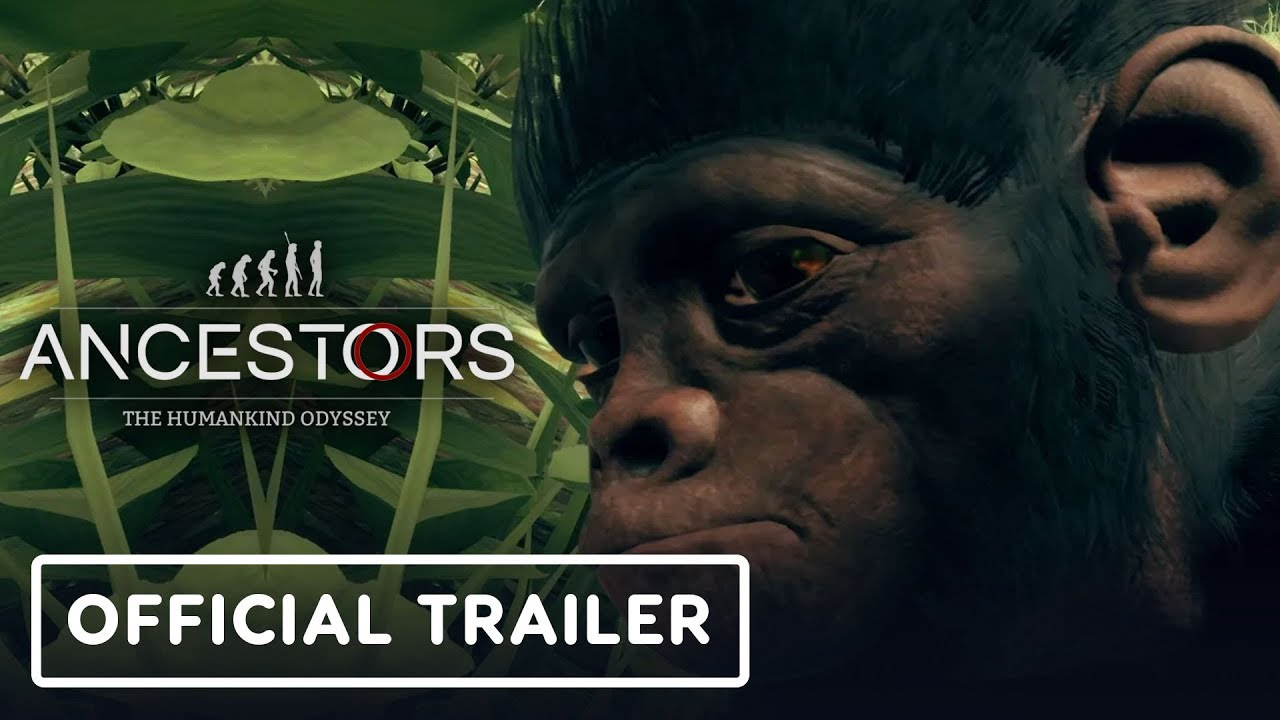 Ancestors: The Humankind Odyssey - Official Console Trailer thumbnail