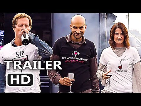 Friends From College Official Trailer (2017) Key Netflix TV Series HD