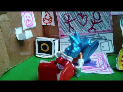 Classic Sonic stop motion adventures episode 1: The Date