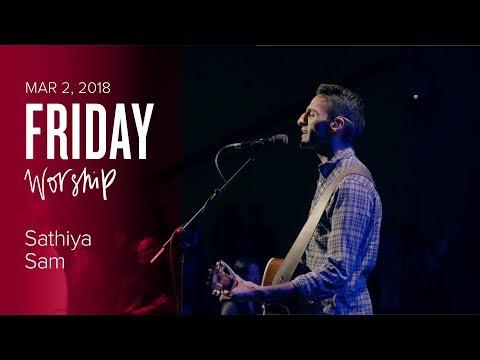 Worship with Sathiya Sam (Friday, 23 Feb 2018)