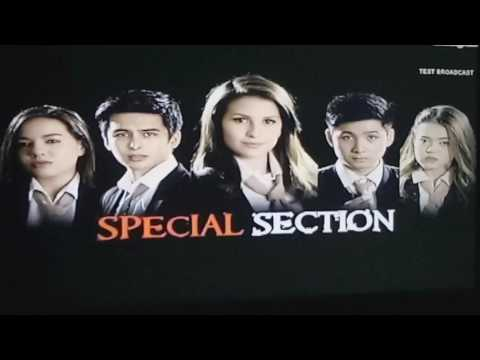 "Kilalanin si Andrei ( JV Cruz ) ng Wattpad Presents ""Special Section"""