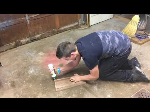 Sliced Wooden Artwork