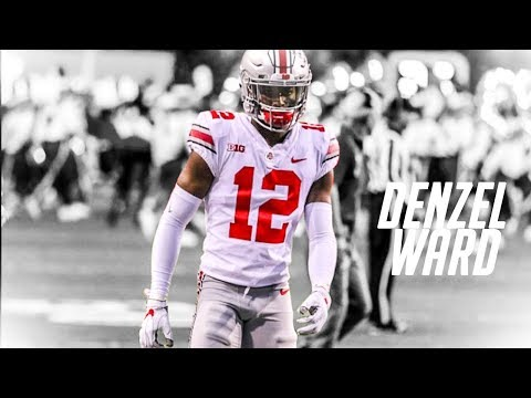 Denzel Ward || Official Ohio State Highlights