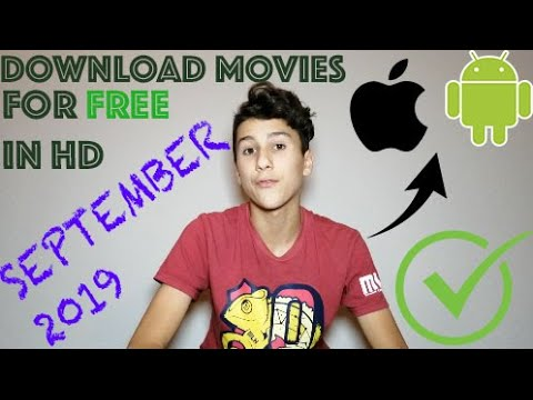 How To Download NEW Movies In HD Offline *FREE* Android/iOS ANy Device Working September 2019 Hack