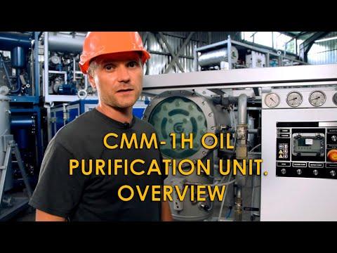 Transformer Oil Processing Unit CMM-1H