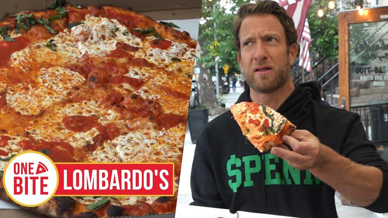 Barstool Pizza Review  - Lombardo's (Brooklyn, NY) Bonus Crypto Guy