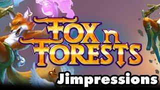 FOX n FORESTS (Prototype) - Feelin' Foxy
