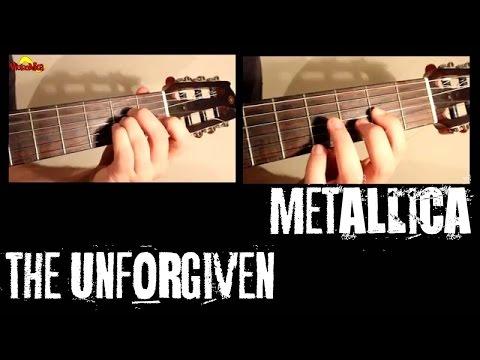 The unforgiven - Metallica - VideoTab