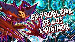 El problema de los X-Digimon