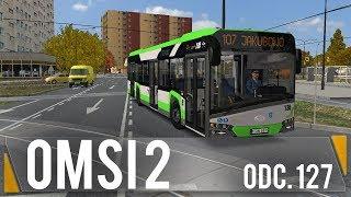 Olsztyn, linia 107 (OMSI 2 #127)
