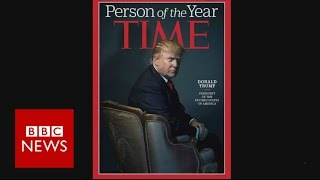 Time magazine's Person of the Year  Donald Trump & previous winners   BBC News