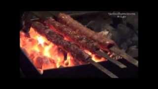 Seekh Kababs - Best Seekh Kabab Pune - Indian Street Food - Teaser Aroundthenextcurvewithav