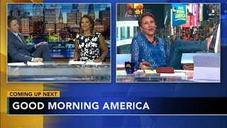 Action News' morning team kicks up its heels with GMA!