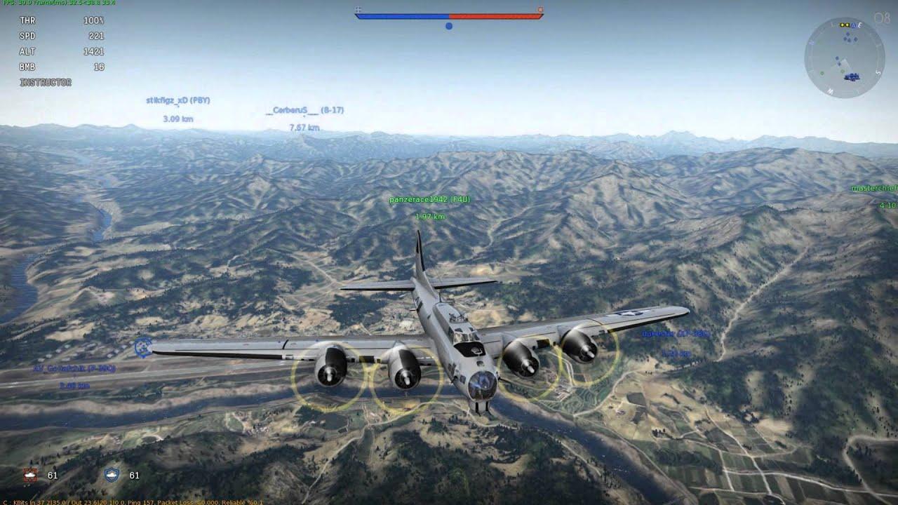 B18b war thunder game