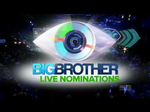 Big Brother AU 2012 - Day 8 - Nominations Live