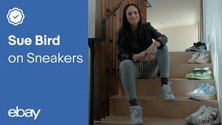 EBay Authentication Nation | Sue Bird's Sneaker Collection