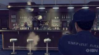 Mafia II Trailer - Kick in the Head