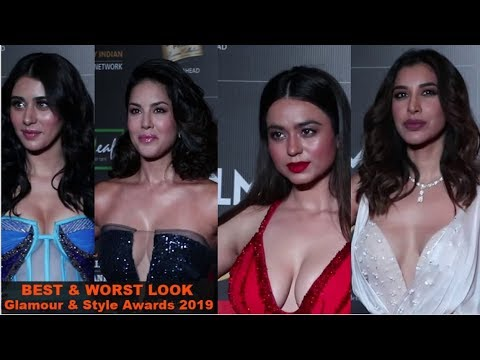 CELEBS BEST And WORST DRESSED At Filmfare Glamour & Style Awards 2019 Mp3