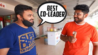 HE FINALLY ACCEPTED ME AS THE BEST CO-LEADER! 😎🤩