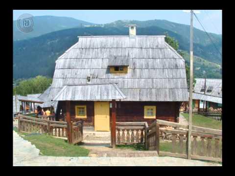 Mecavnik - Drvengrad: fairytale on Mokra Gora