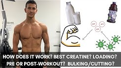 How to Use Creatine Effectively: 6 Things You Need to Know