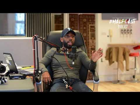 "Reggie Yates - ""Documentaries Changed Me""   || #HalfcastPodcast"