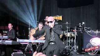Dr Pepper private event with Pitbull @ Mansion 360 - Miami Beach, FL