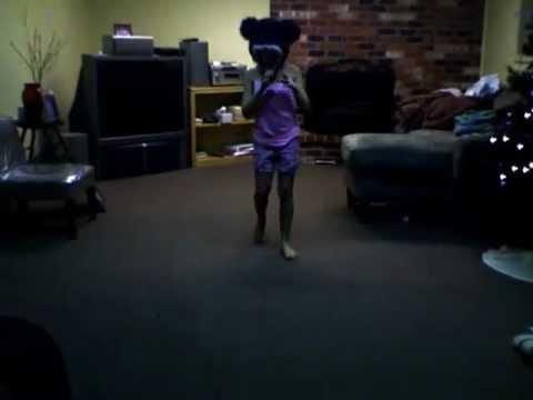 wiggle whale dance move