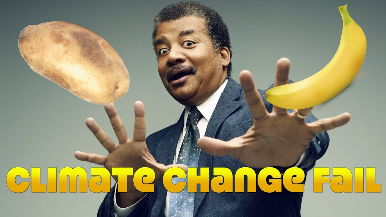 Neil DeGrasse Tyson: Vegan Diet Can't Save The Planet