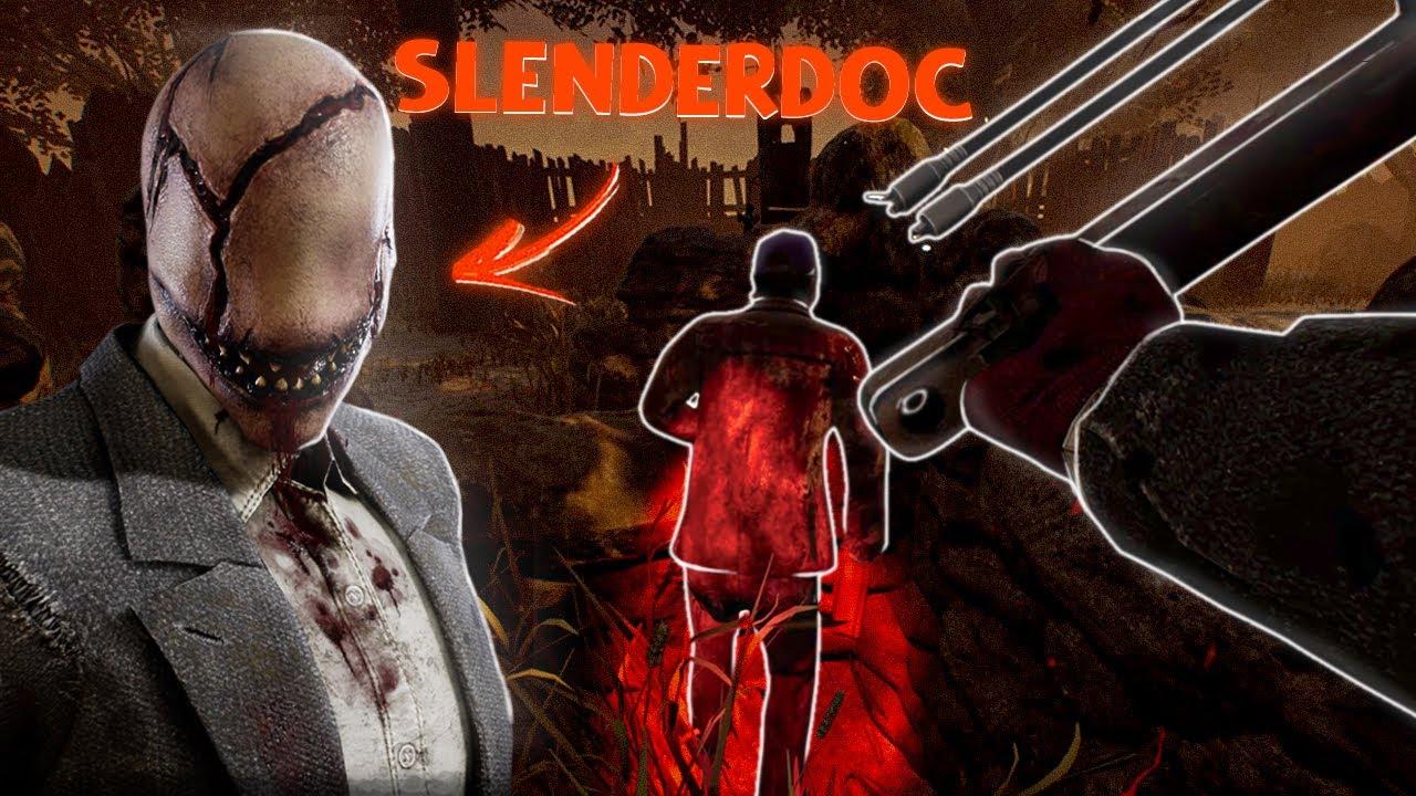 Fazendo Survivors Desistirem Com O SlenderDoc